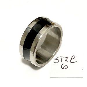 Men's / Women's Ring, Size 6